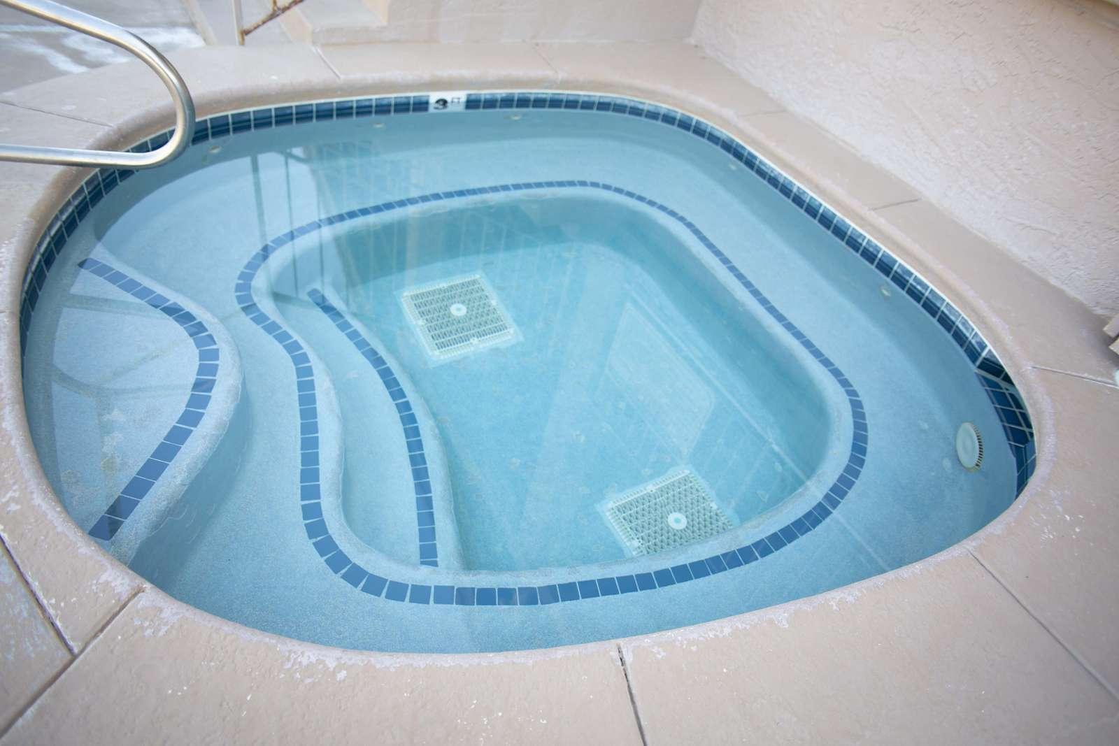 Family Pool Hot Tub