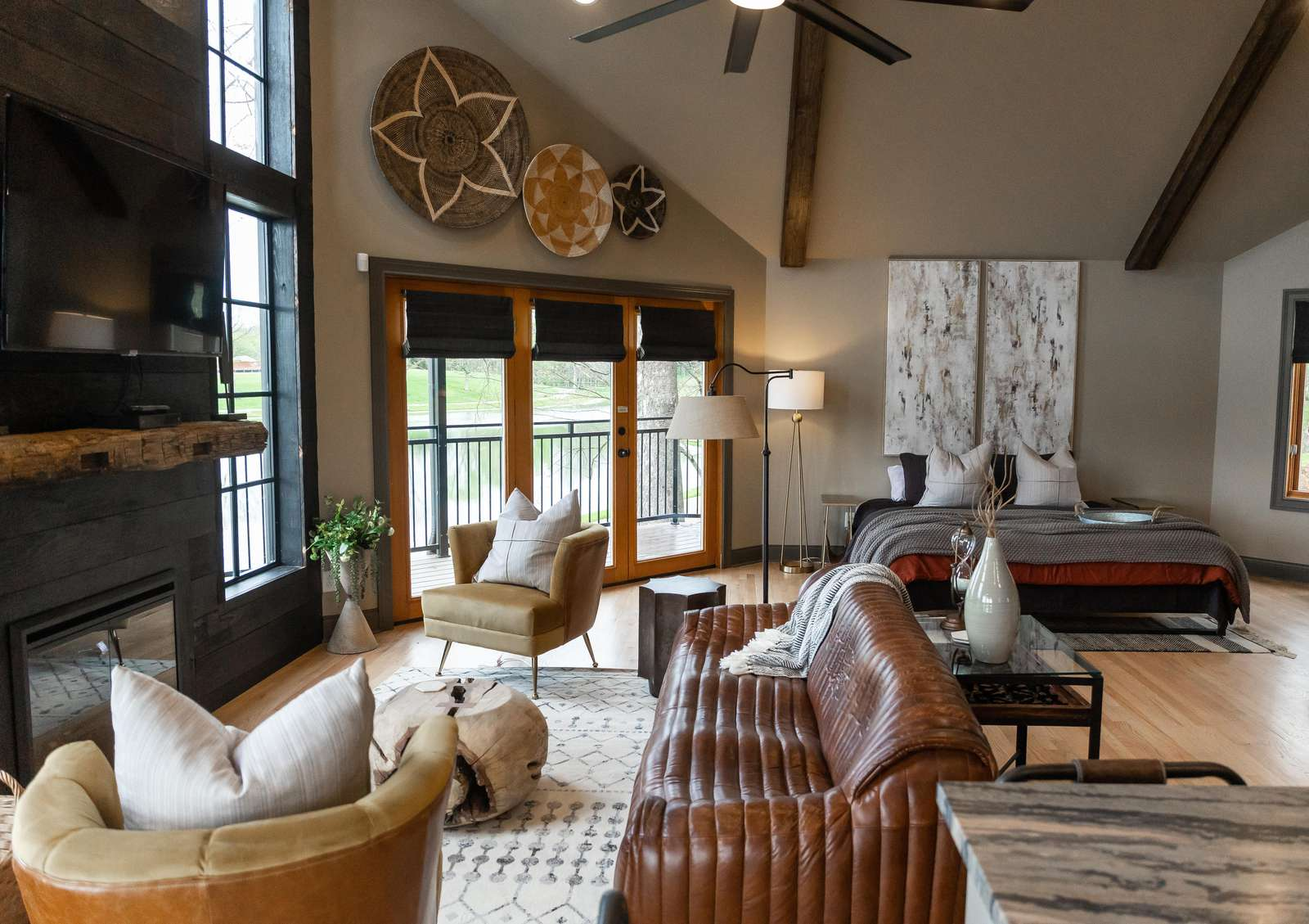The Poplar Cottage Retreat at Dant Crossing - property