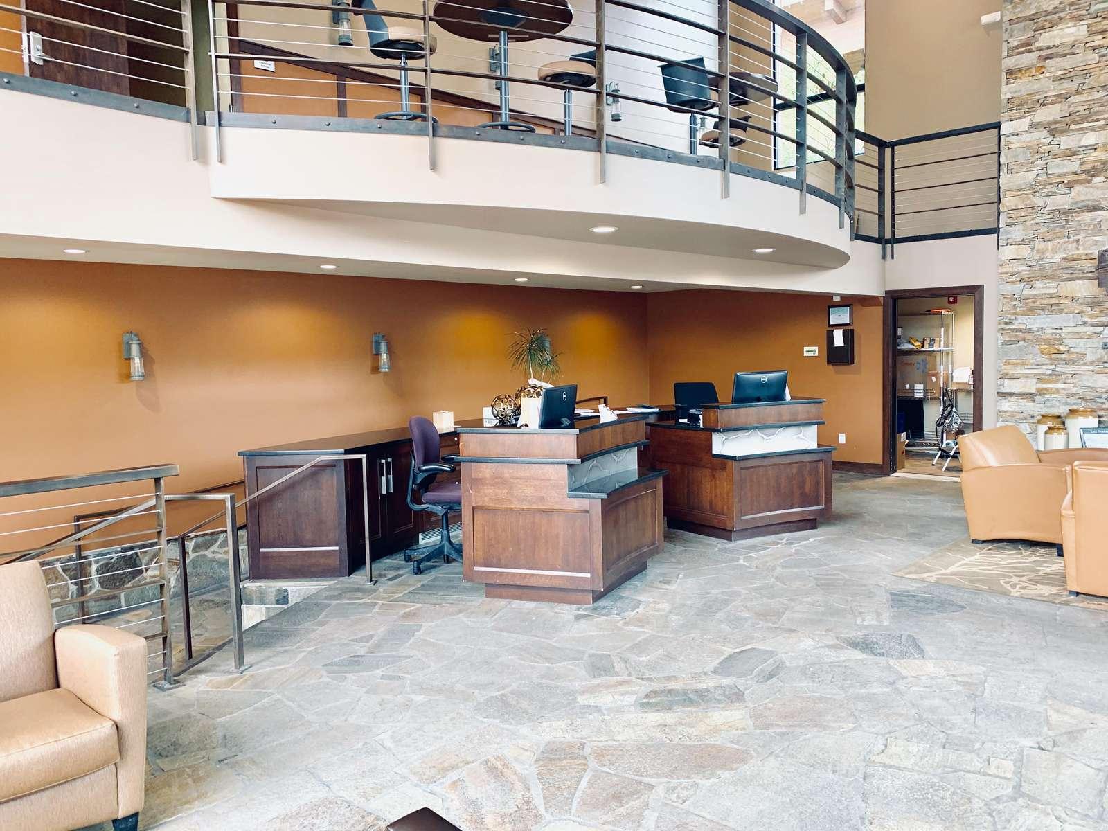 The Prospector Lobby