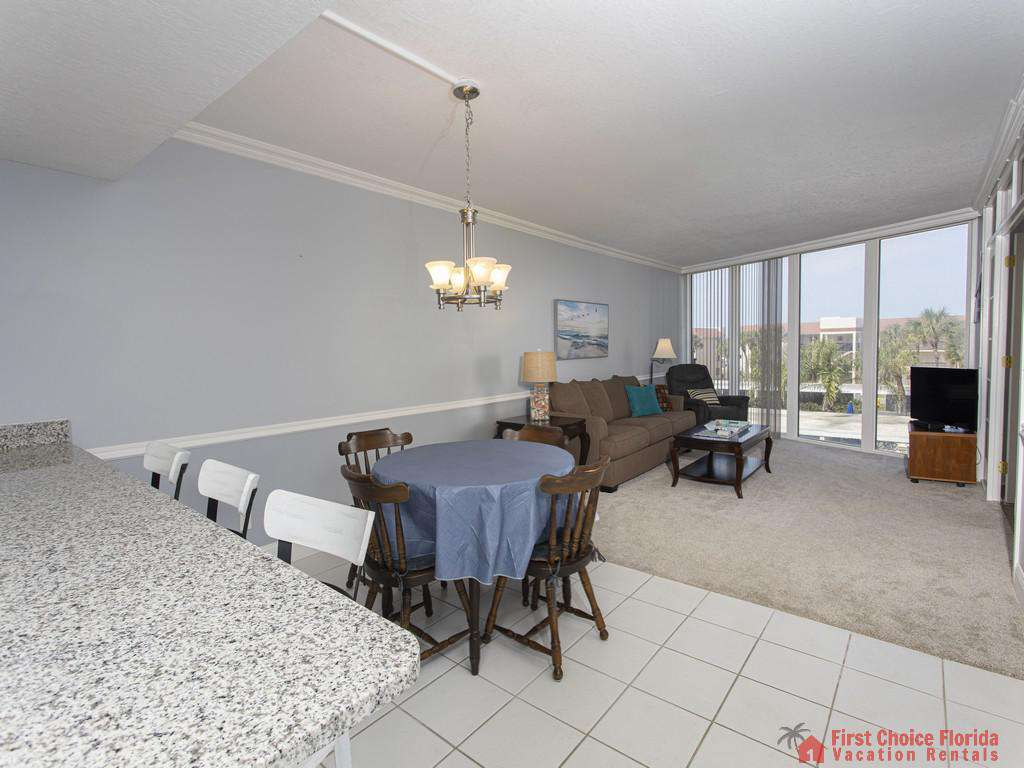 Anastasia 314 Dining Room/Living Room Open Concept