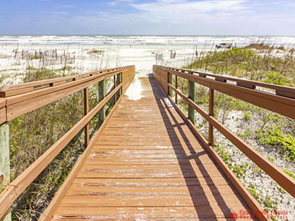Anastasia 314 Boardwalk at Beachfront