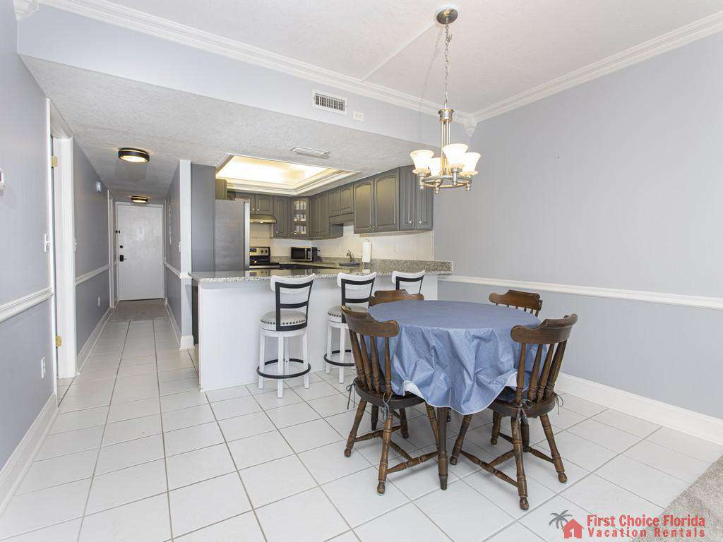 Anastasia 314 Dining Room to Kitchen