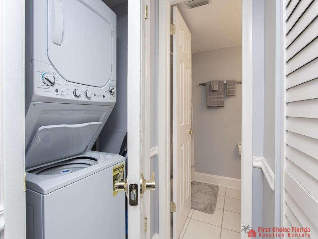 Anastasia 314 Washer and Dryer