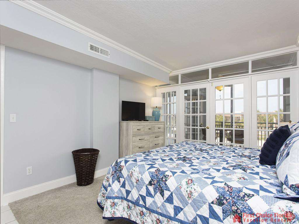 Anastasia 314 Bedroom with TV
