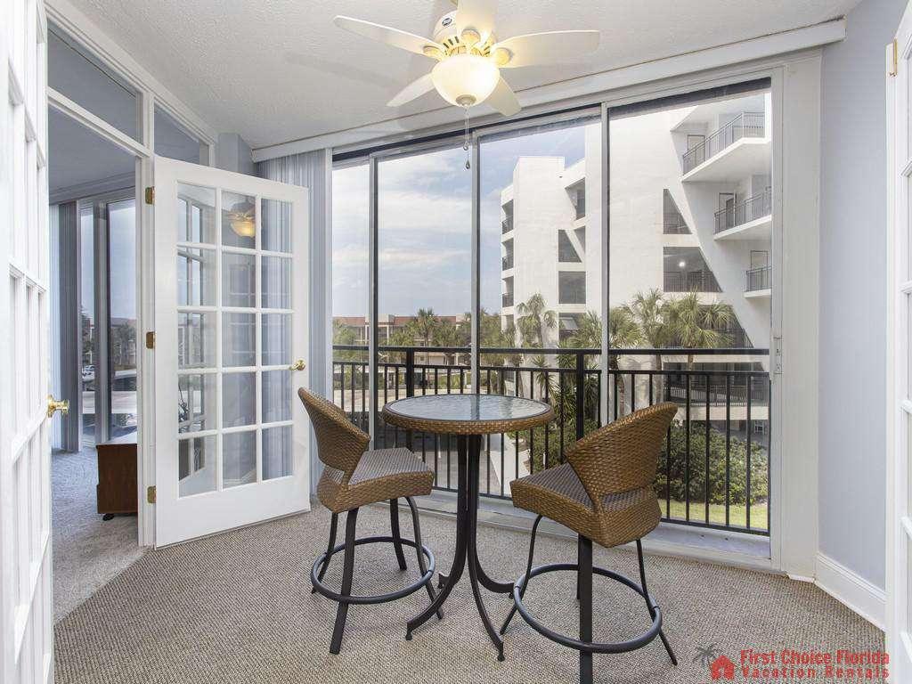 Anastasia 314 Sun Room/Balcony