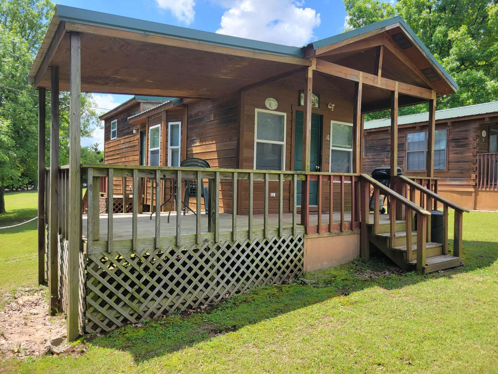 Boulder Ridge Cabin #4 - property