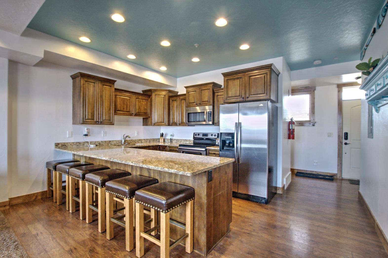 Kitchen - property
