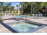Community heated pool Esmerald Island Resort thumb