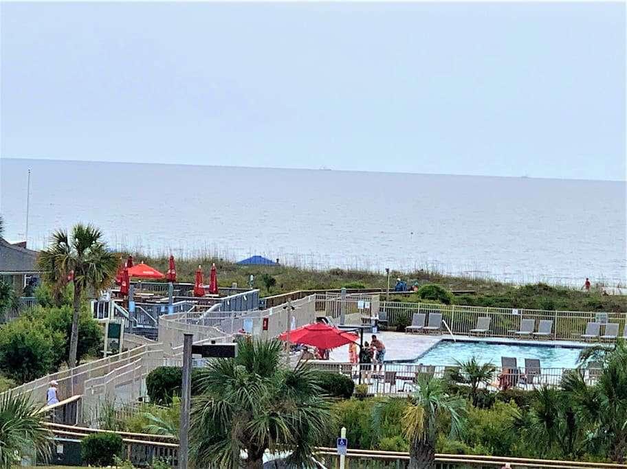 Ocean Villa B-314 Hilton Head Beach and Tennis Resort - property