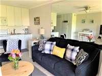 Freshly renovated villa with a sleeper sofa thumb