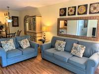 Sleeper Sofa in Living Room thumb