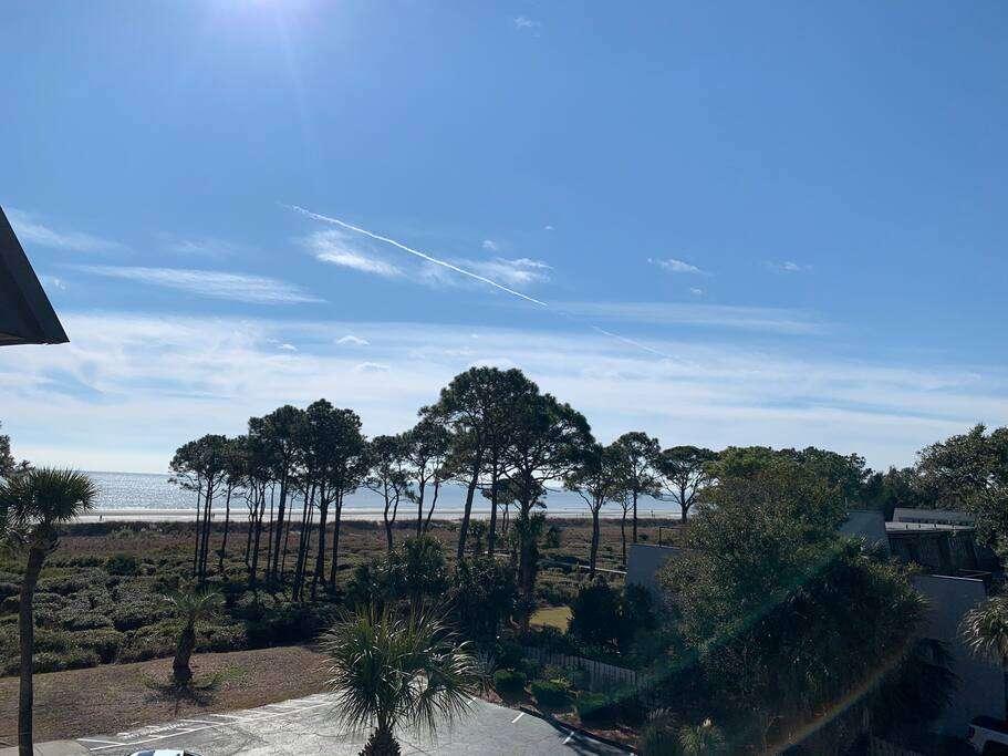 Beautiful Ocean Views from Balcony  - property