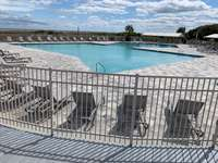 Pool at Hilton Head Beach and Tennis with plenty of Seating thumb