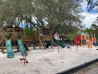 Playground and Basketball Court at the Resort thumb
