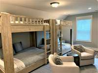 Full over Full Bunks. Comfortable for Adults thumb