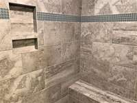 Master Shower with Seating thumb