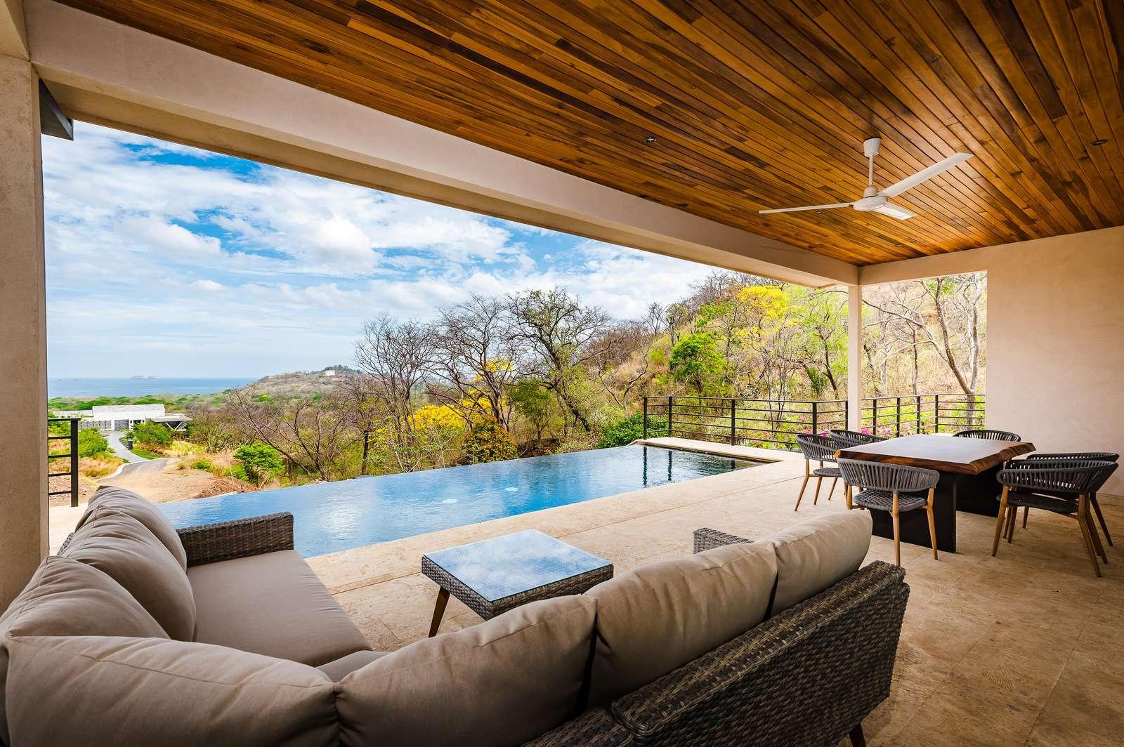 Casa Serena, a beautiful new ocean view home at Mar Vista - property