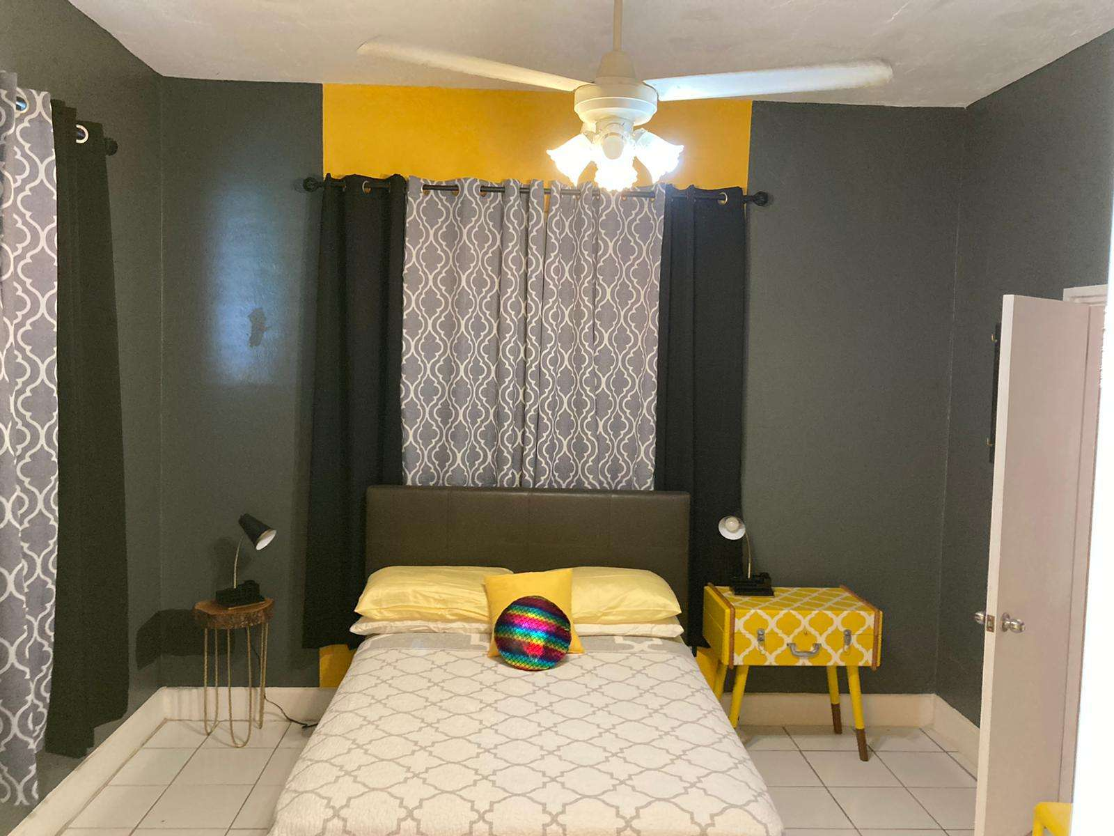 Enjoy some quiet time in our Yellow room - property