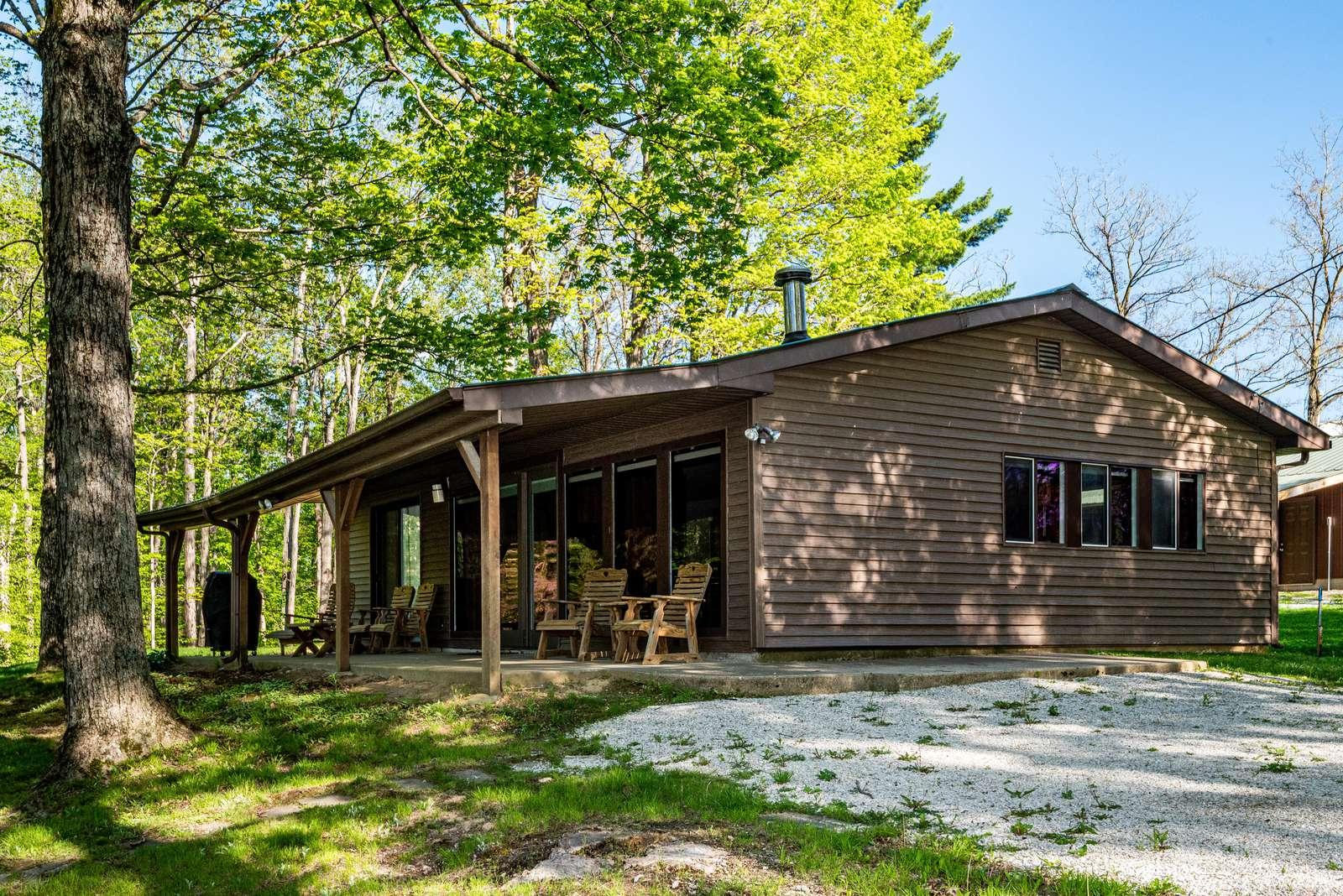 Homestead Cabin - property