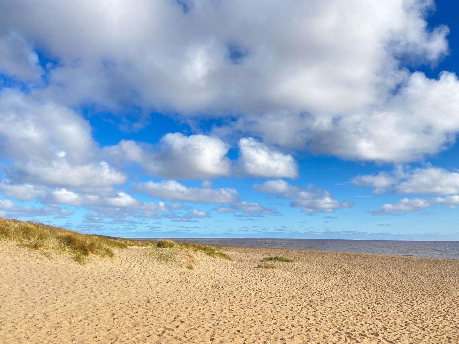 Anderby beach