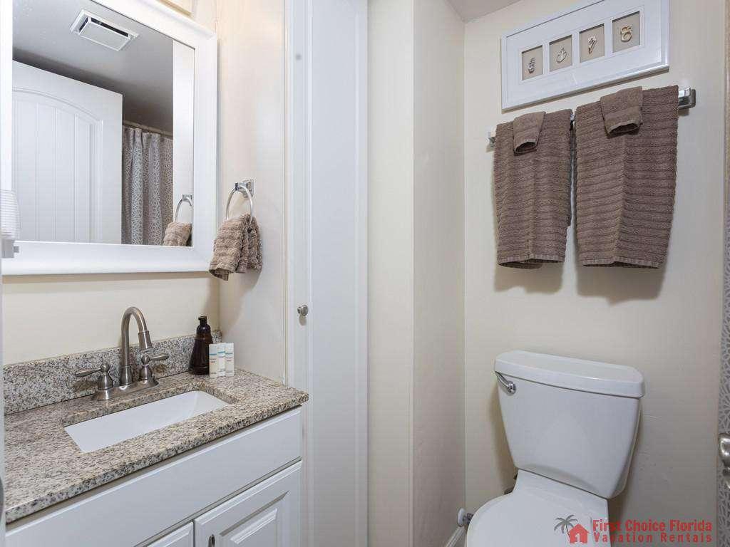 Beachers 232 - Bathroom