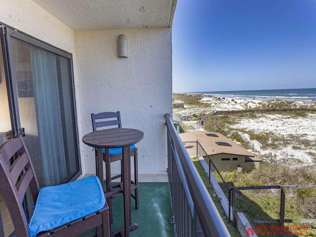 Beachers 232 - Balcony