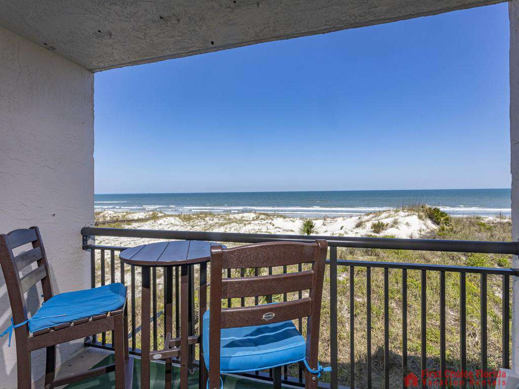 Beachers 232 - Oceanfront Balcony