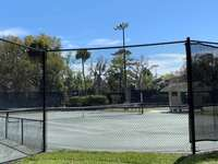 Tennis courts  thumb
