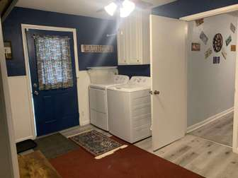 Washer and Dryer and Side Handicap Accessible Entrance thumb