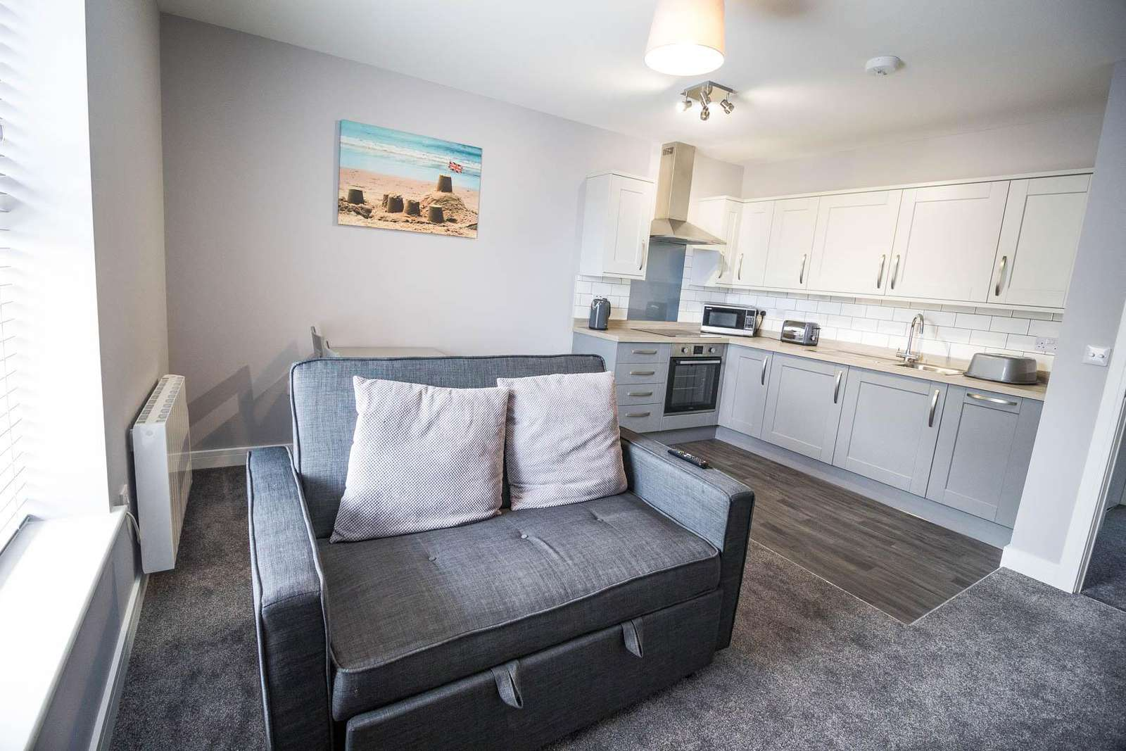 99005S – Sandcastles 5, 1 bed 4 berth apartment with WiFi in Great Yarmouth. Diamond-Plus rated. - property