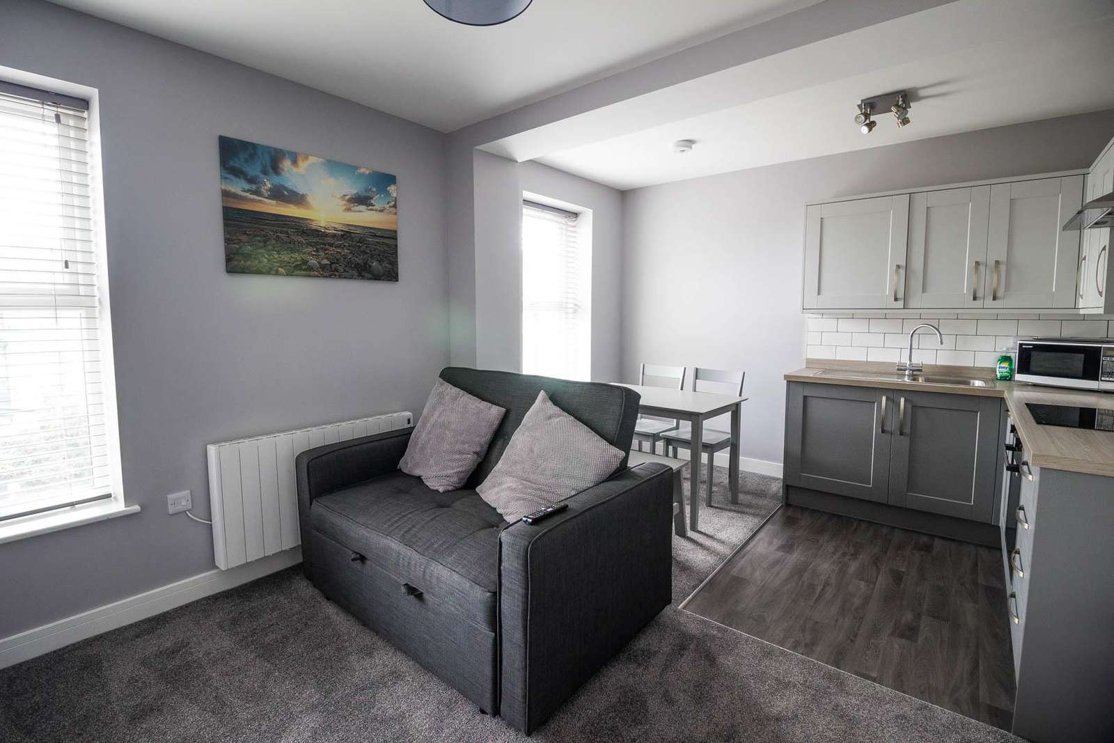 99006S – Seashells 6, 1 bed 4 berth apartment with WiFi in Great Yarmouth. Diamond-Plus rated. - property