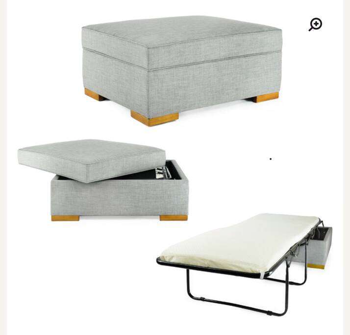 Ibed ottoman (kids only)