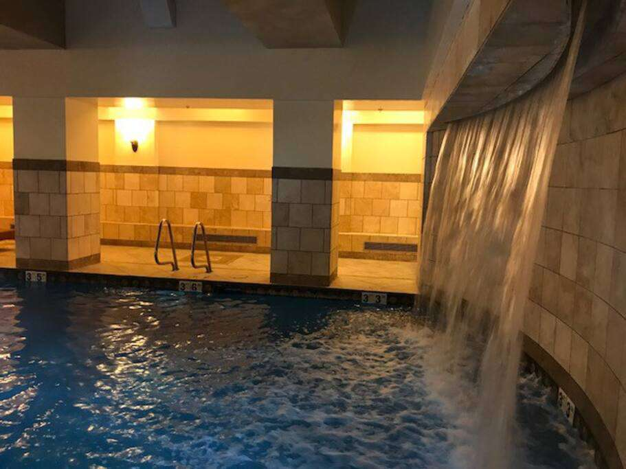 Indoor, Adult Relaxation Pool