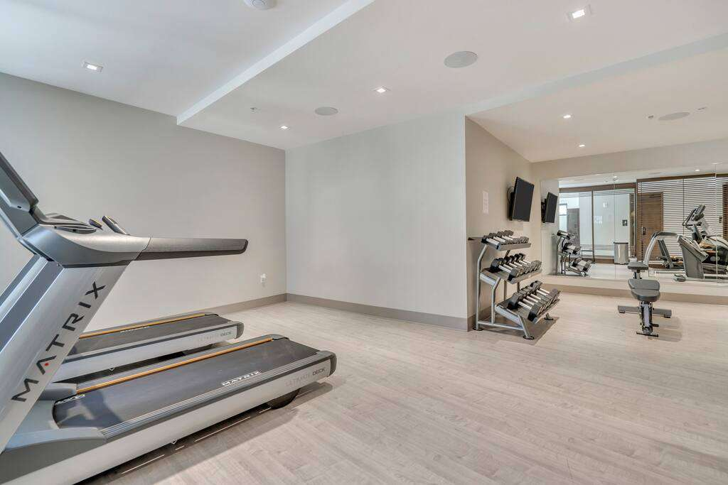 Fitness Room The Lift Residences Park City