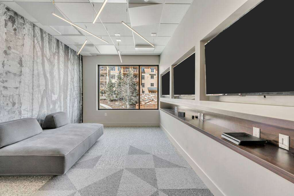 Theatre Room - The Lift Residences Park City