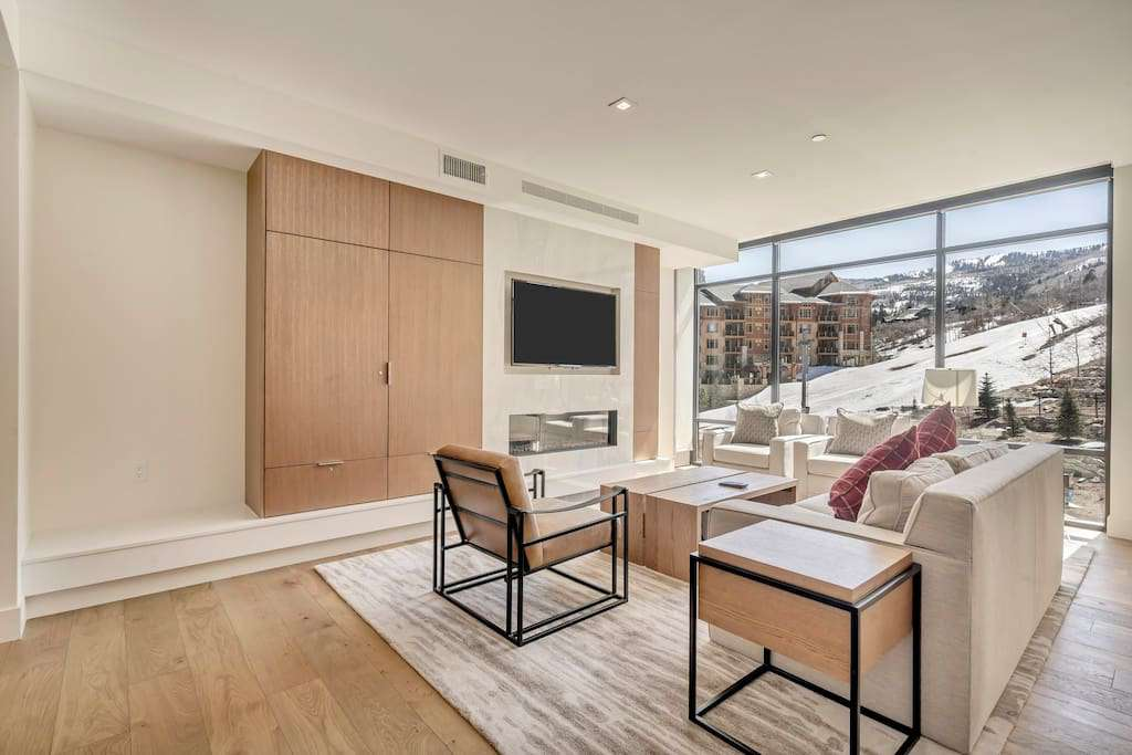 Modern, luxe ski-in/ski-out at The Lift Residences Park City