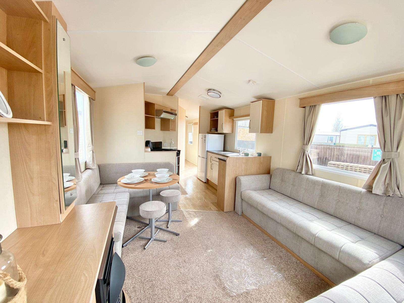 50026F – Fulmar area, 3 bed, 8 berth caravan near amenities. Emerald rated. - property
