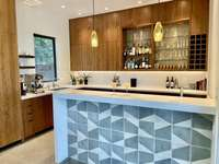 Wet Bar in Kitchen Area thumb