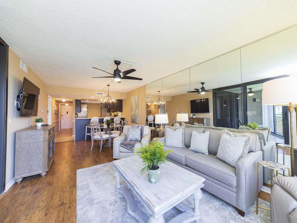 Anastasia Condos - Living Room