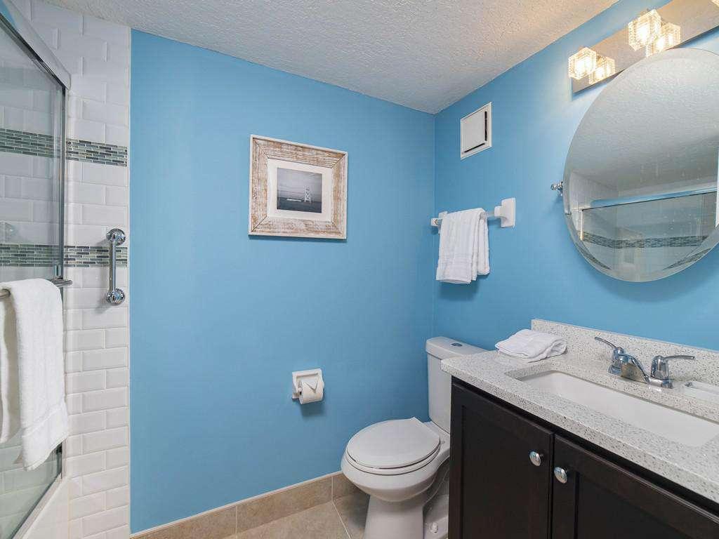 Anastasia Condos - Guest Bathroom