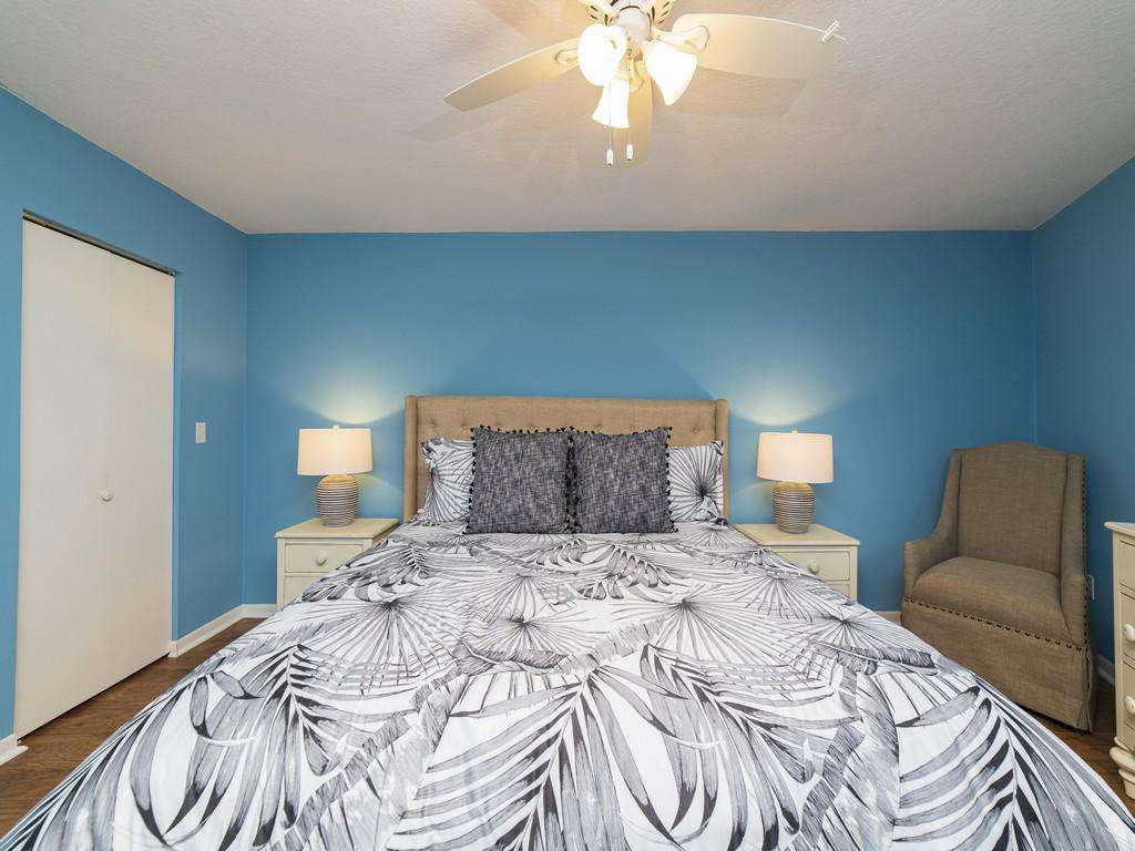 Anastasia Condos - Guest Bedroom with King Bed