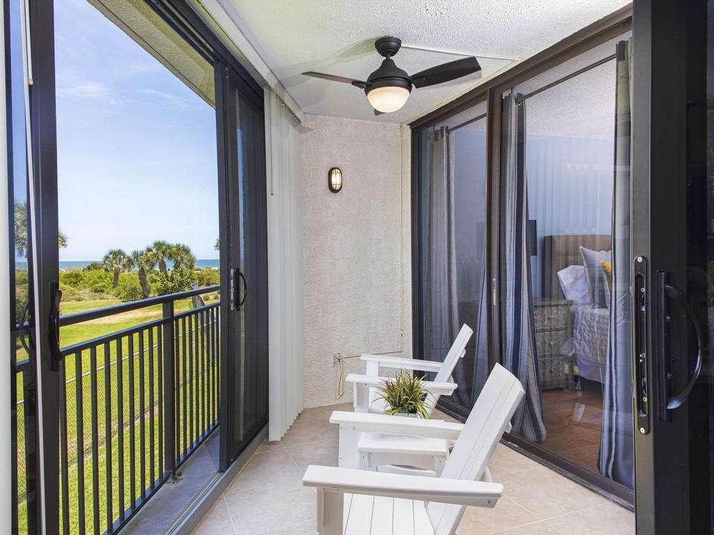 Anastasia Condos - Balcony with Ocean Views