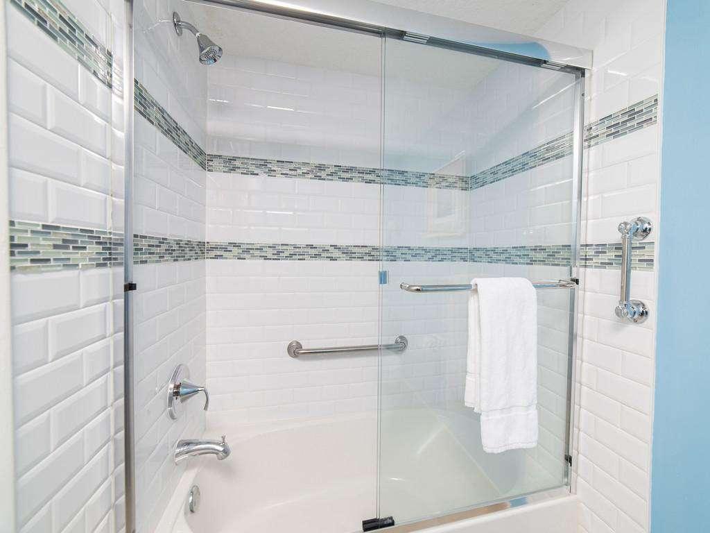 Anastasia Condos - Guest Bathroom with Shower/Tub Combo