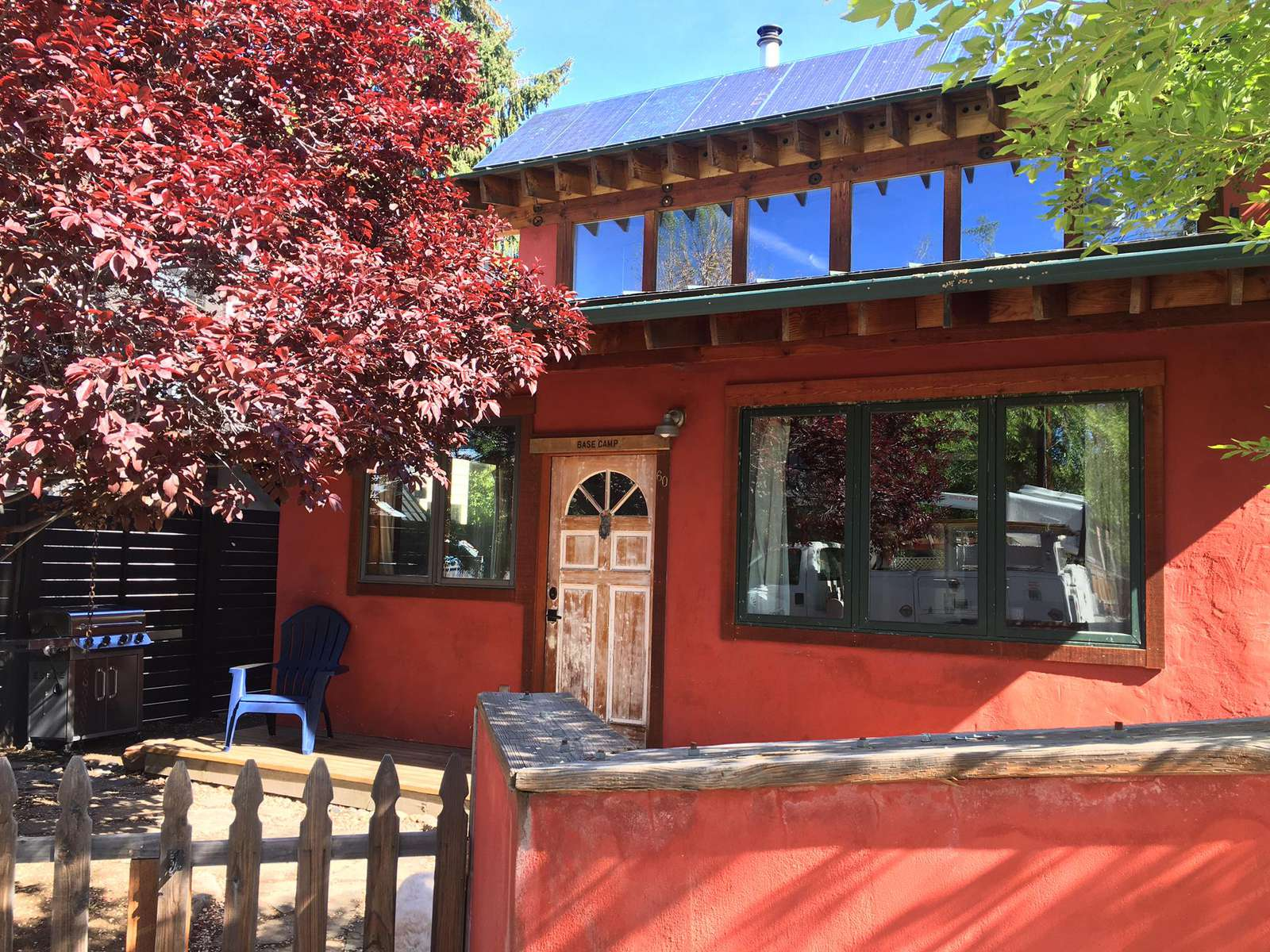 Welcome to StrawBale Basecamp in the heart of downtown Bend! - property