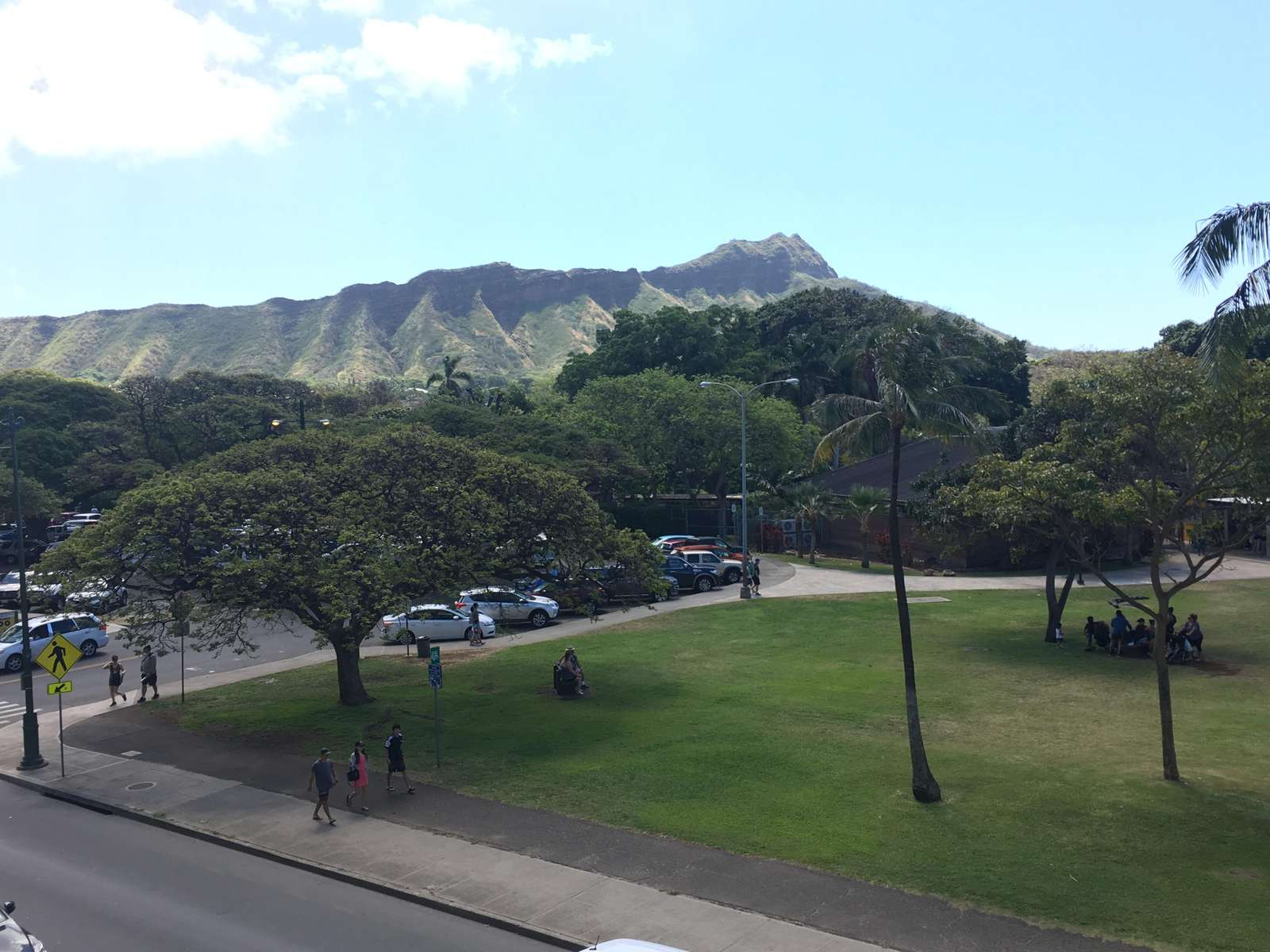 View from Hula's Bar