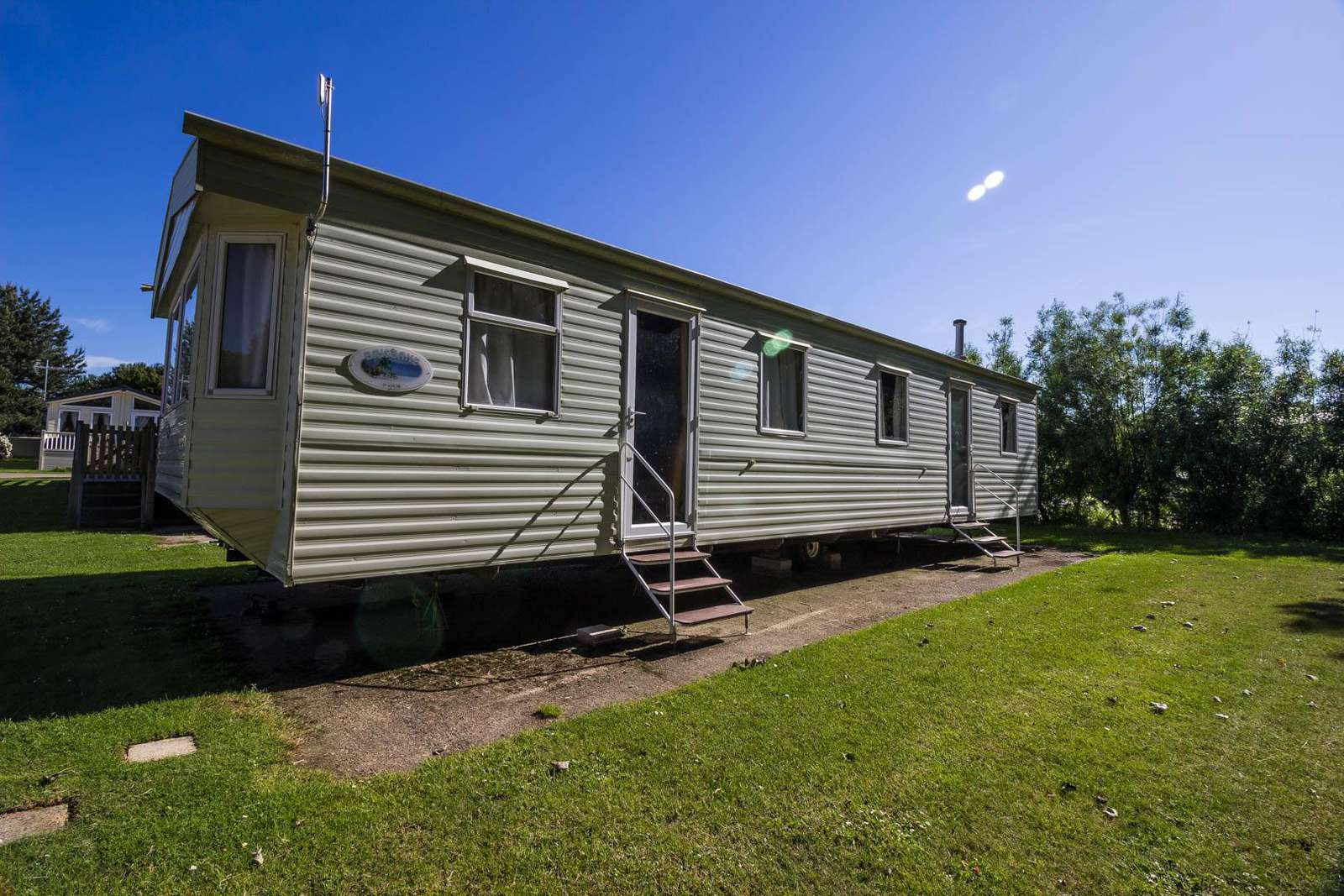 20344BS – Broadlands, 3 bed, 8 berth caravan with free WiFi. Emerald rated. - property