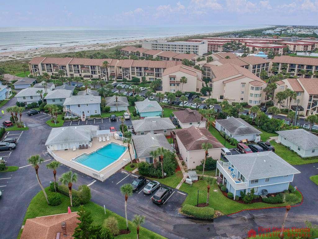 Sandy Feet Retreat - Aerial - property