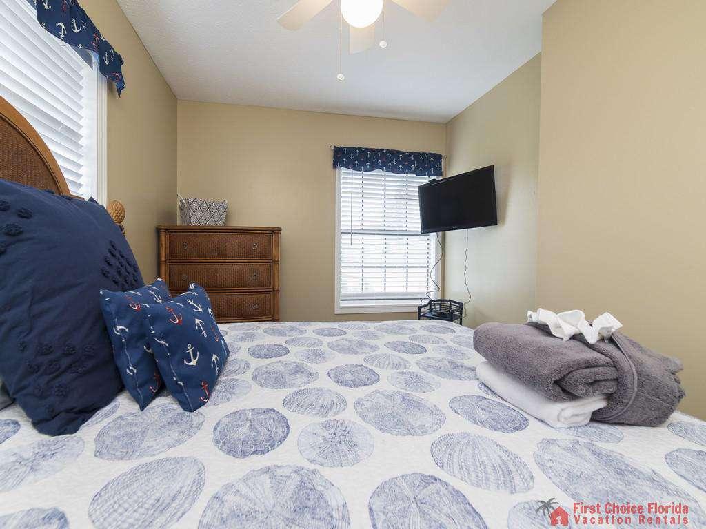 Guest Bedroom - Second Floor Guest Bedroom