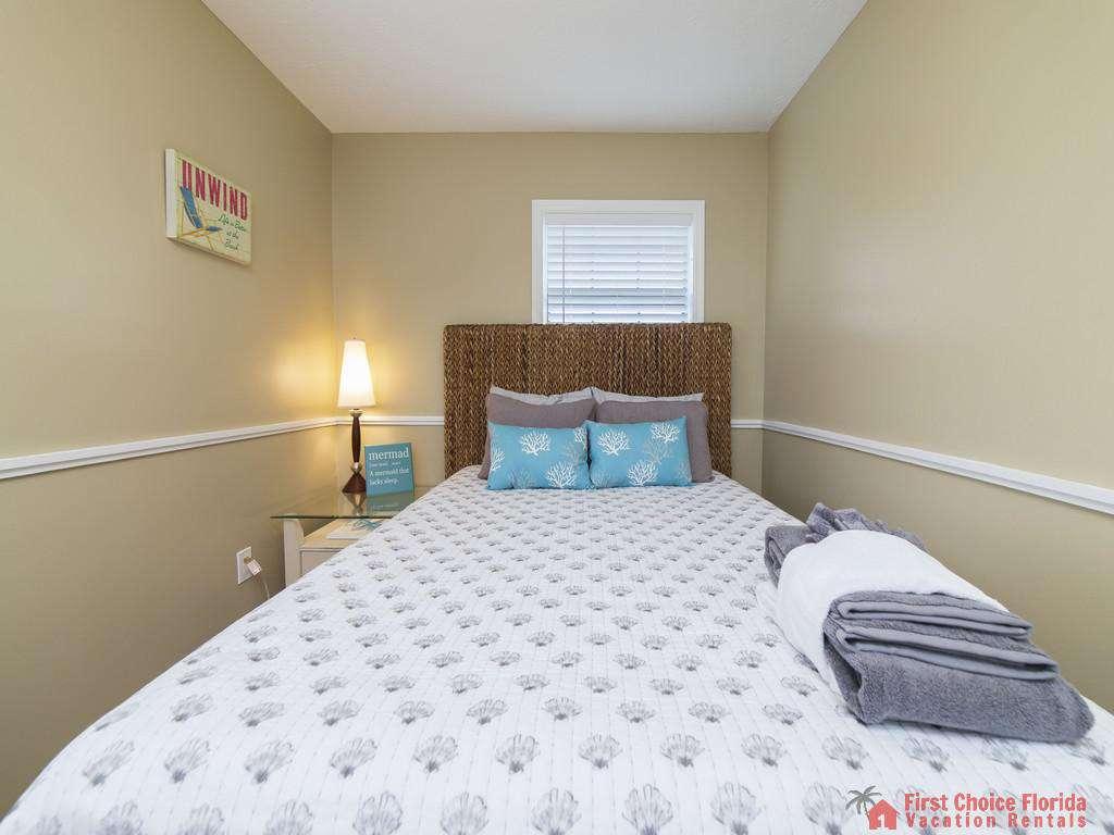 Guest Bedroom - Second Floor Bedroom