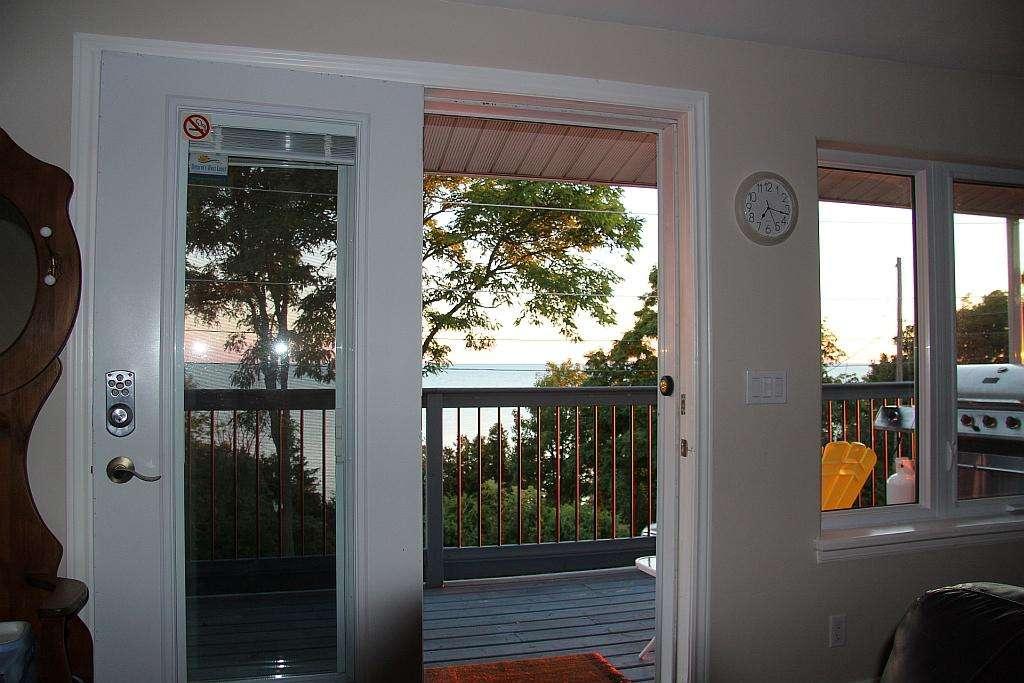 View From Front Door